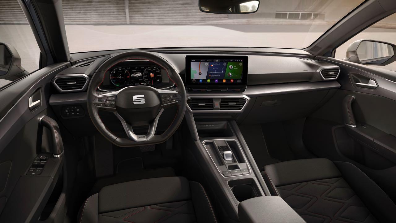 SEAT León e-Hybrid Sportstourer, ahora también en formato ...