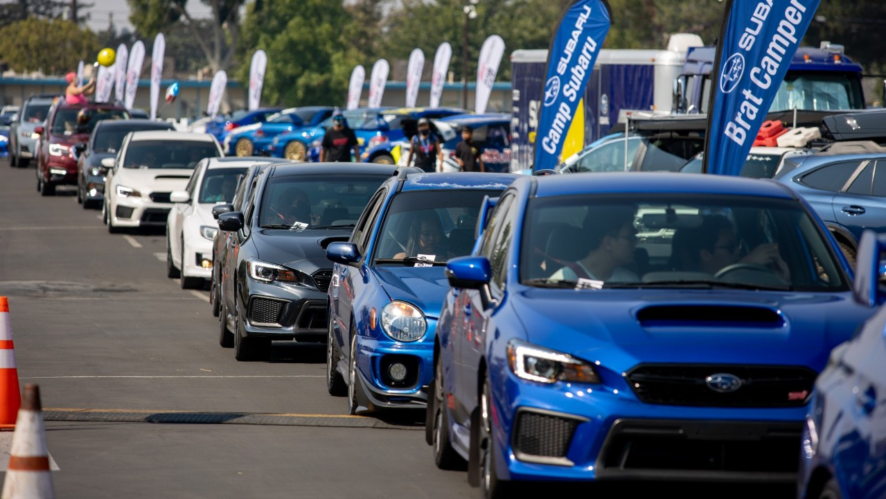 Subaru Record Guinness Subiefest 2020 (2)