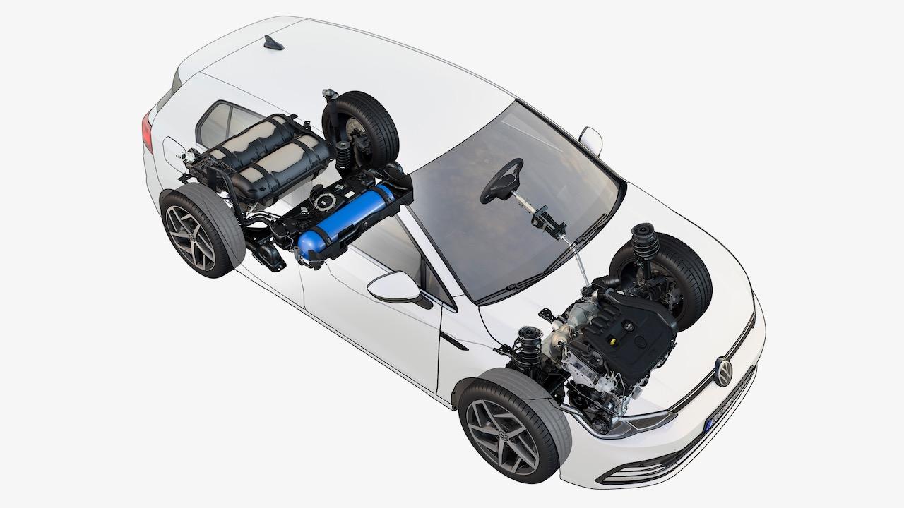 Volkswagen Golf TGI – 2