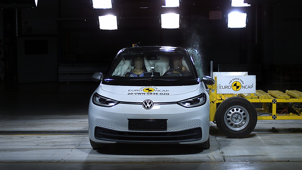 Volkswagen ID.3 EuroNCAP Crash Test (10)