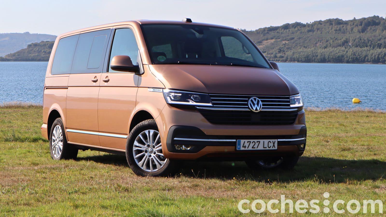 Volkswagen Multivan 6.1 prueba – 12