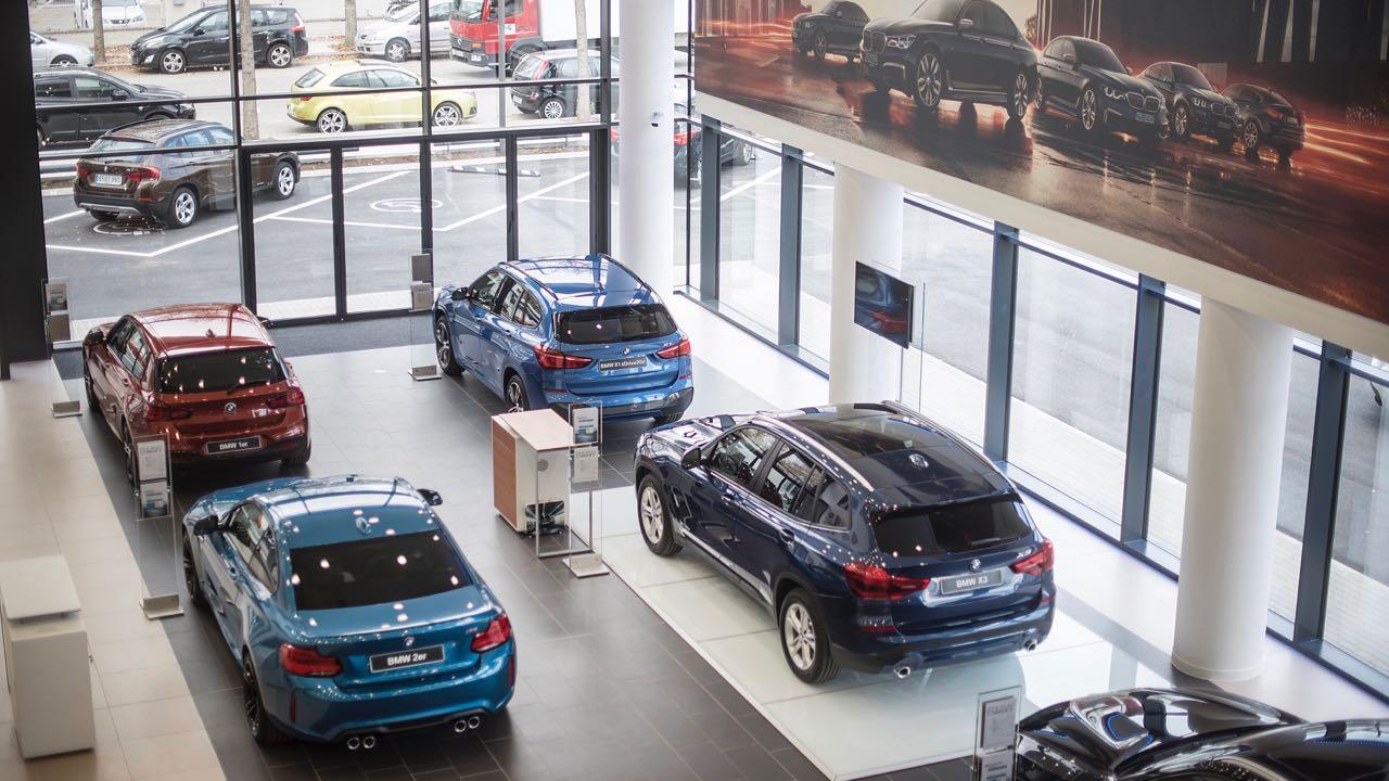 concesionario BMW VN
