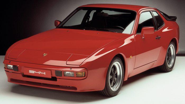 Historia del Porsche 944