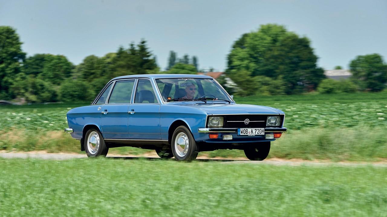 1971 Volkswagen K70 (Typ 48) (5)