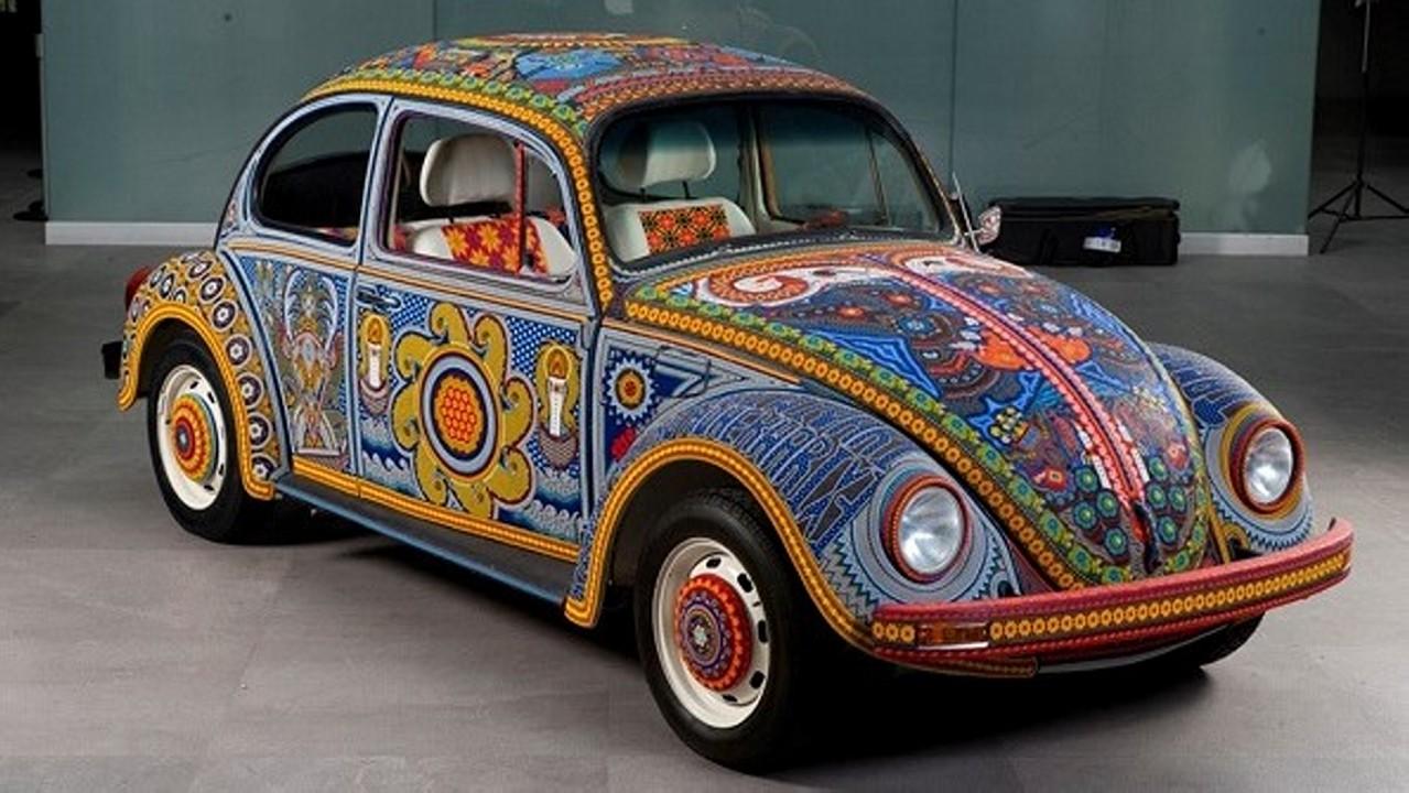 1990 Volkswagen Beetle Vochol (1)