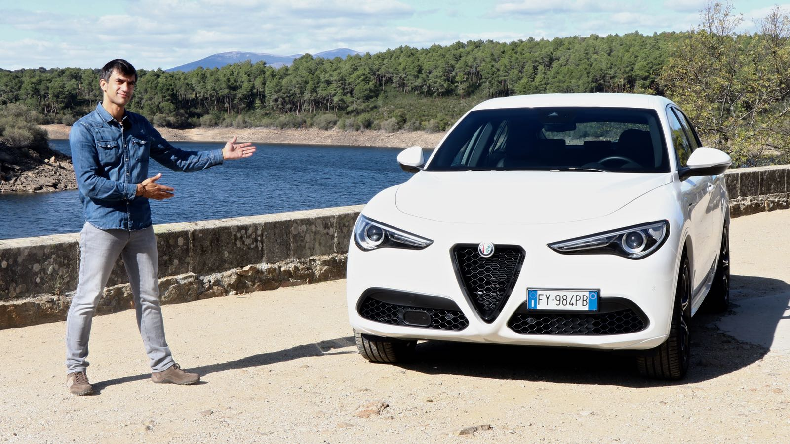 Alfa Romeo Stelvio videoprueba – 1
