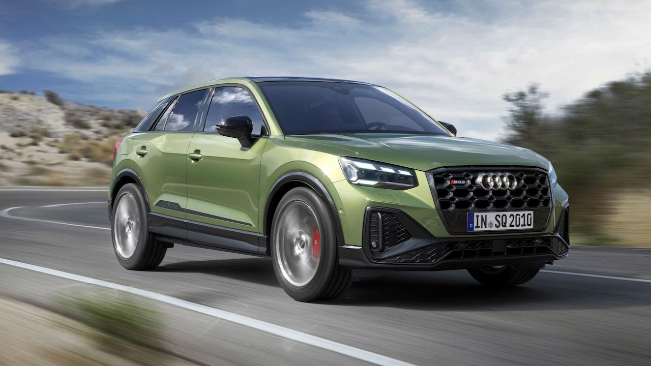 Audi SQ2 2021 – 2