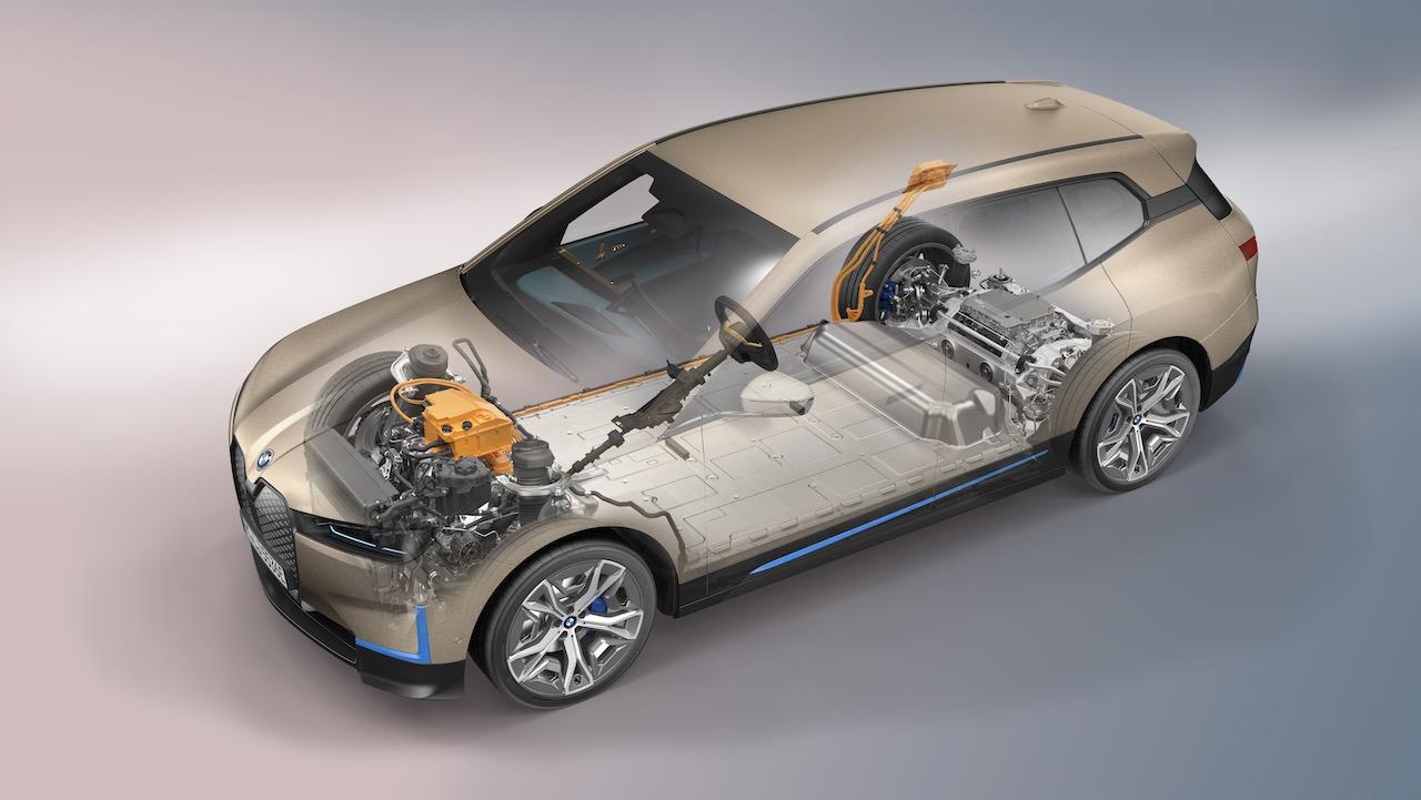 BMW iX 2022 – 36
