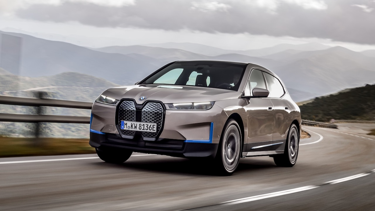 BMW iX 2022 – 47