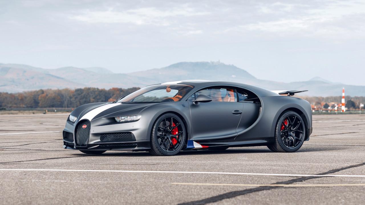 Bugatti Chiron Sport Ledendes du Ciel – 7