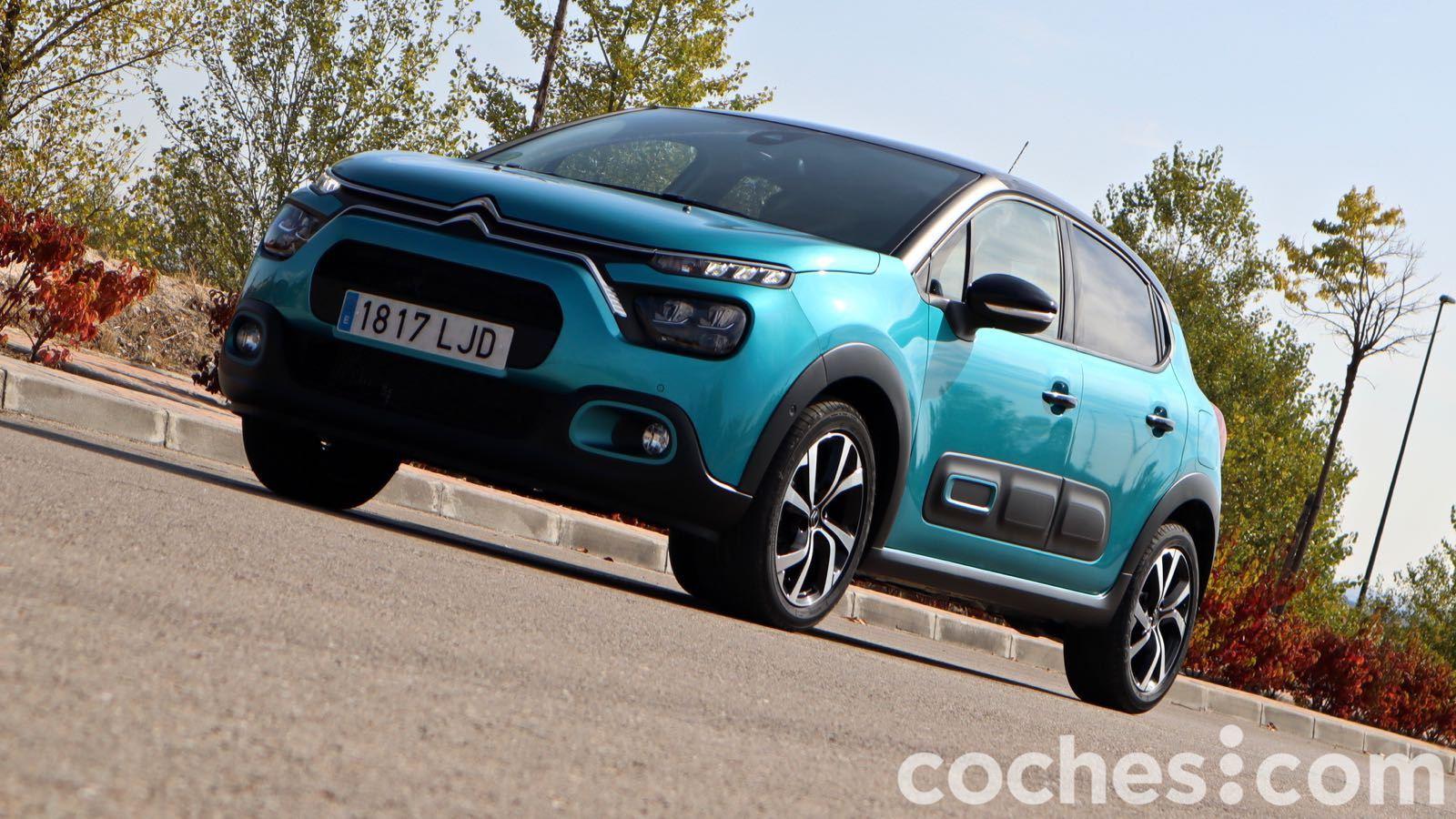 Citroën C3 2020 prueba – 11