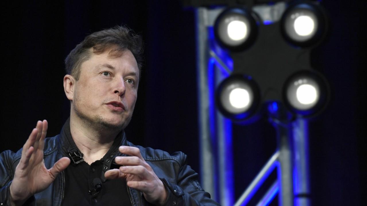 Elon Musk Tesla Conferencia