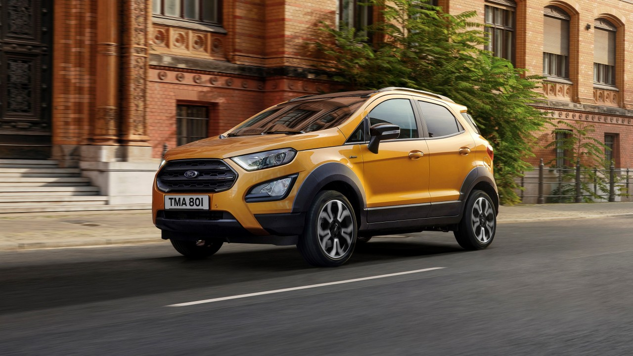 Ford EcoSport Active 2021 (1)