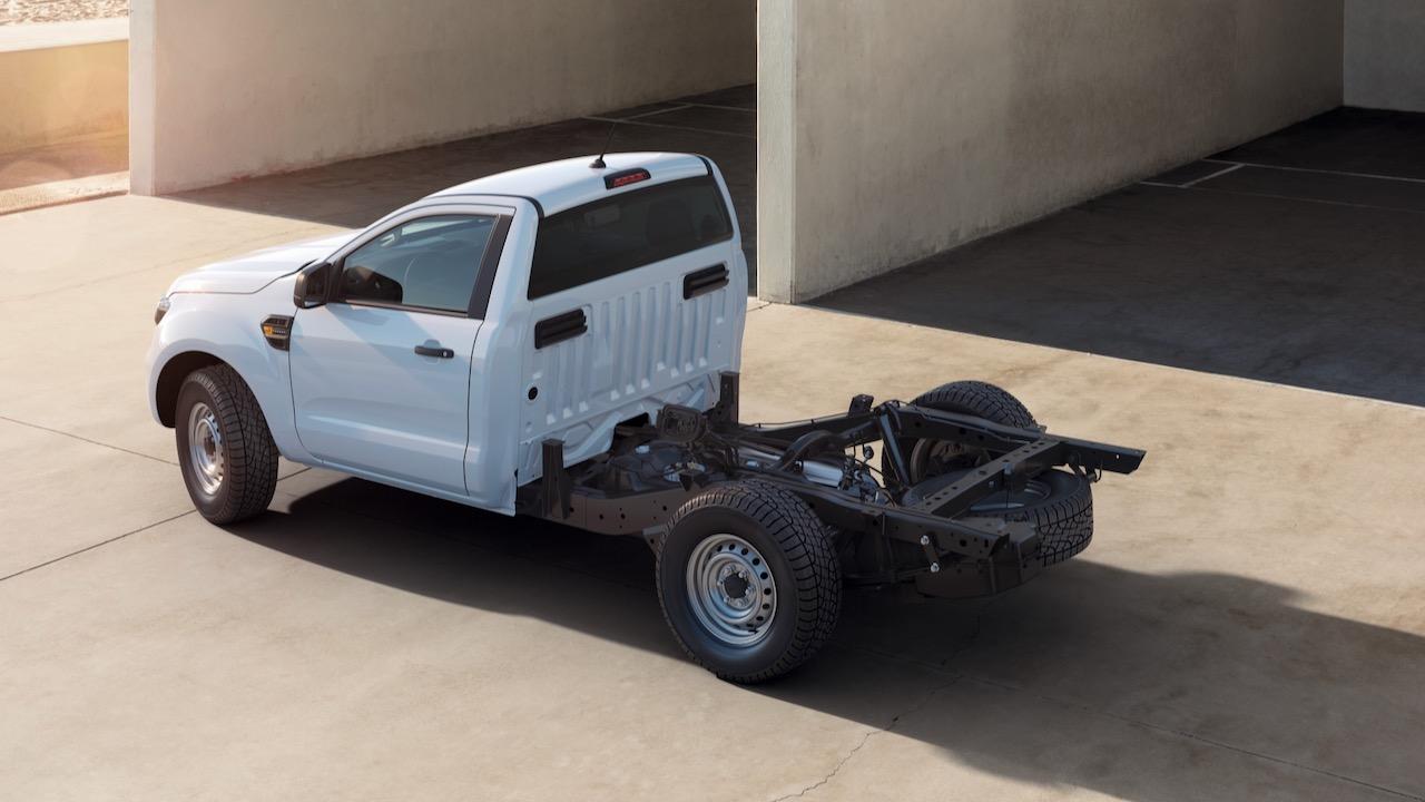 Ford Ranger chasis cabina – 4