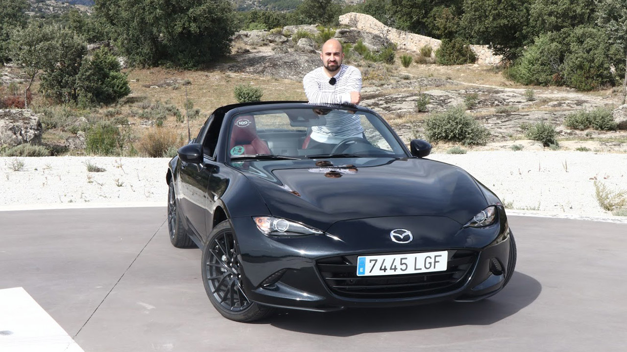 Mazda MX-5 RF portada