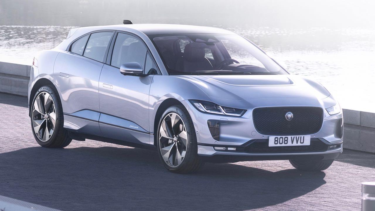 Jaguar i-Pace – 11