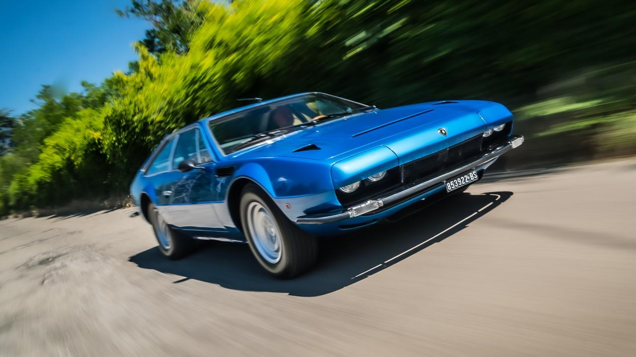 Lamborghini Jarama (4)
