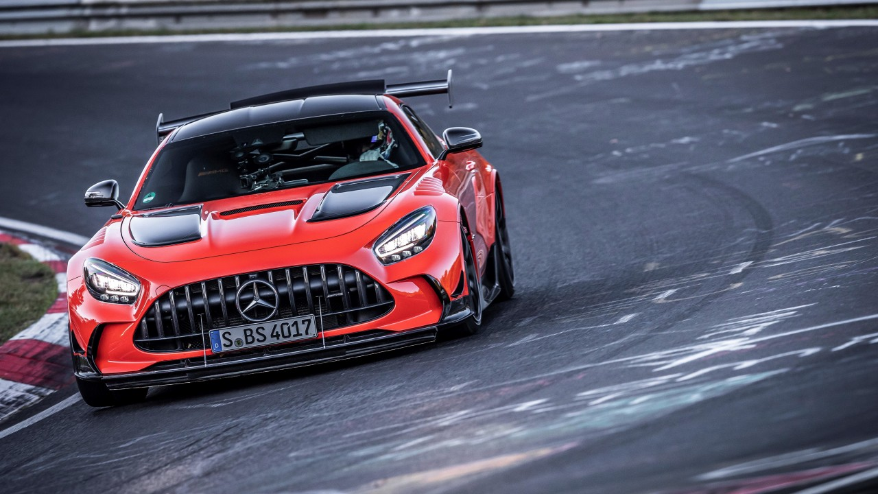 Mercedes-AMG GT Black Series, 2020