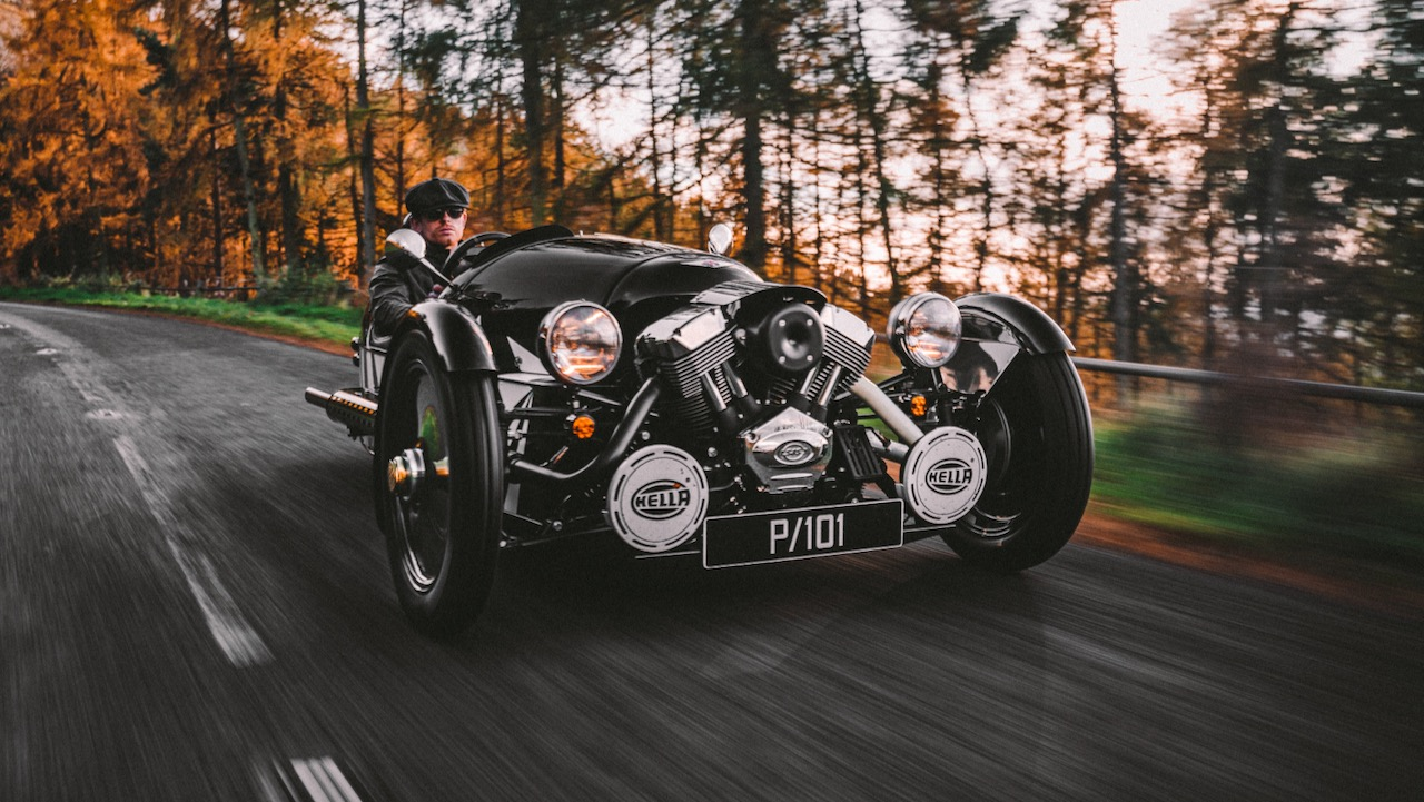 Morgan 3 Wheeler P101 – 8