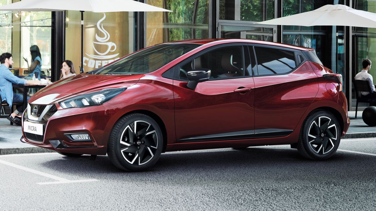 Nissan Micra 2021 – 1