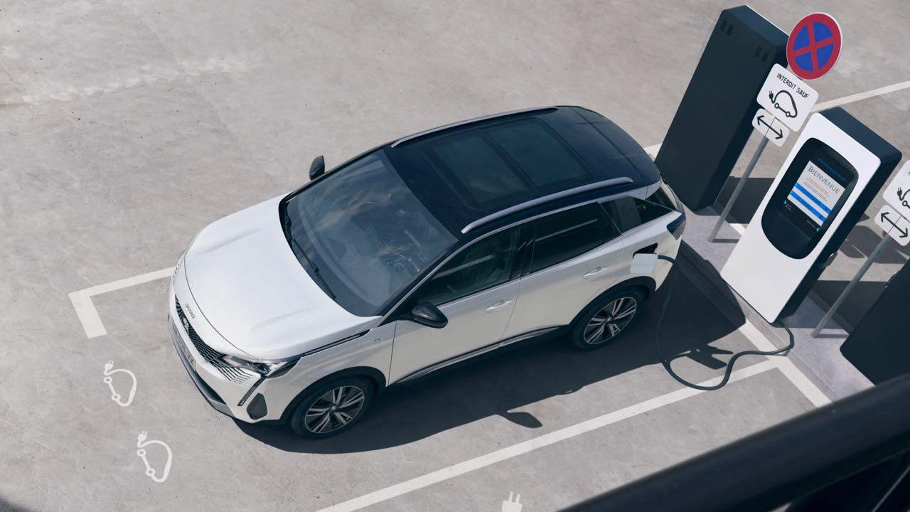Peugeot 3008 Hybrid 2021 – 3
