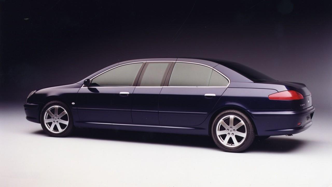 Peugeot 607 Paladine – Nicolas Sarkozy (4)