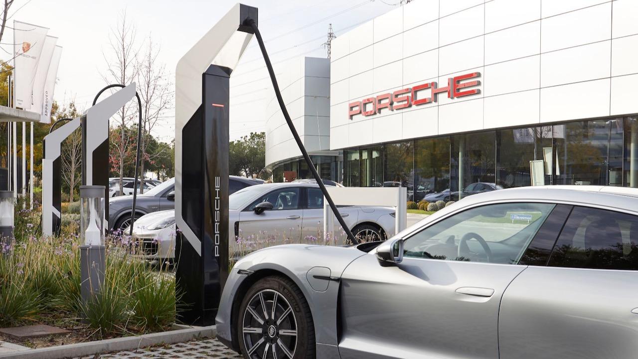 Porsche Iberdrola carga rapida – 5
