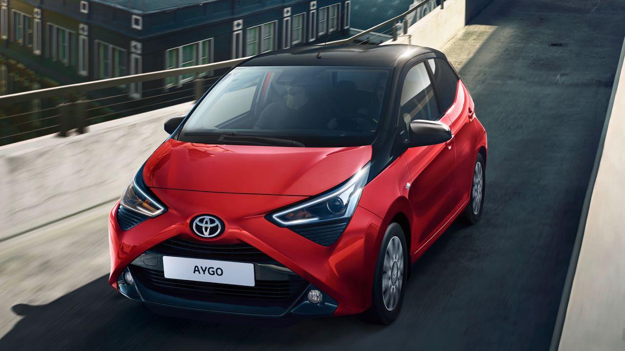 Toyota Aygo 2021 – 2