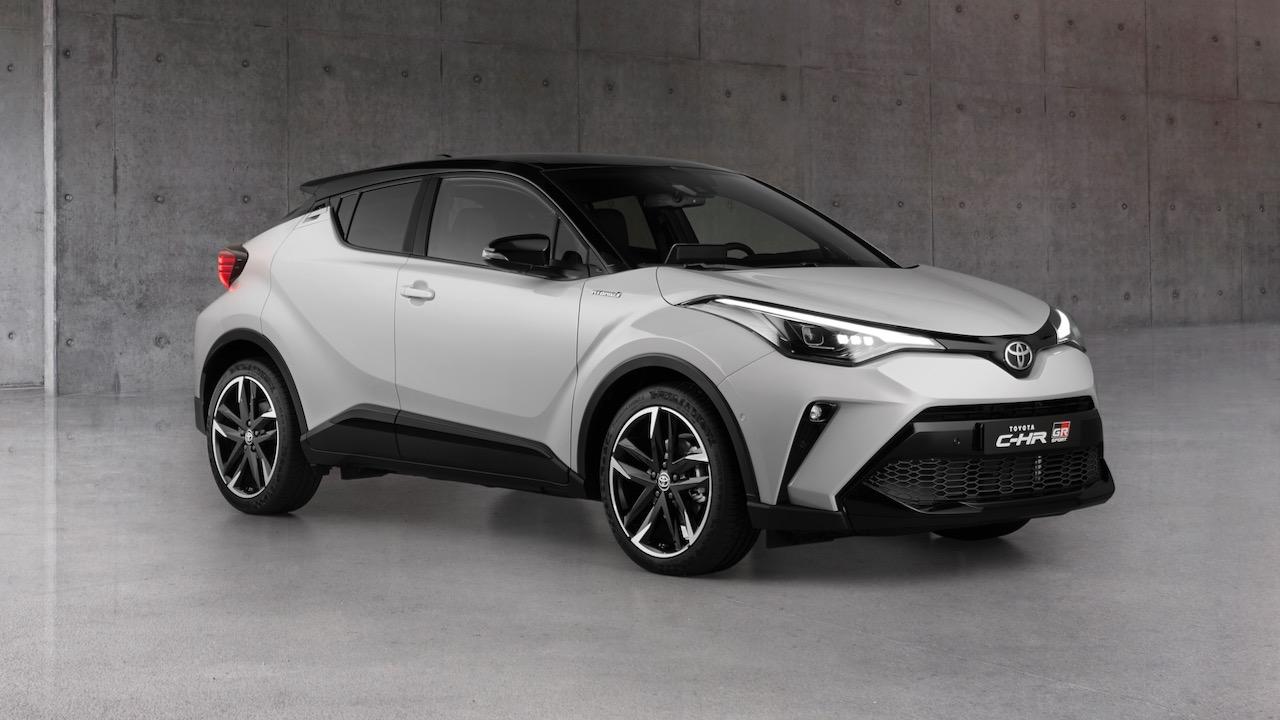 Toyota C-HR GR Sport – 19