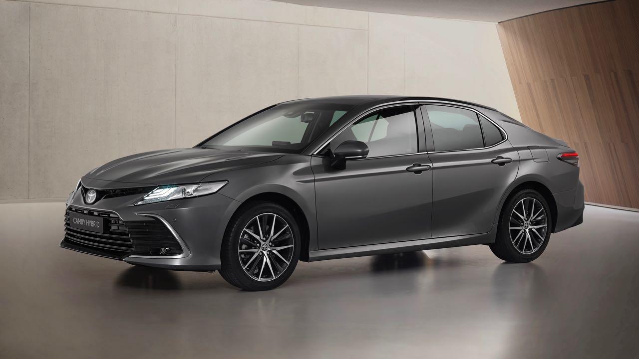 Toyota Camry 2021 – 1