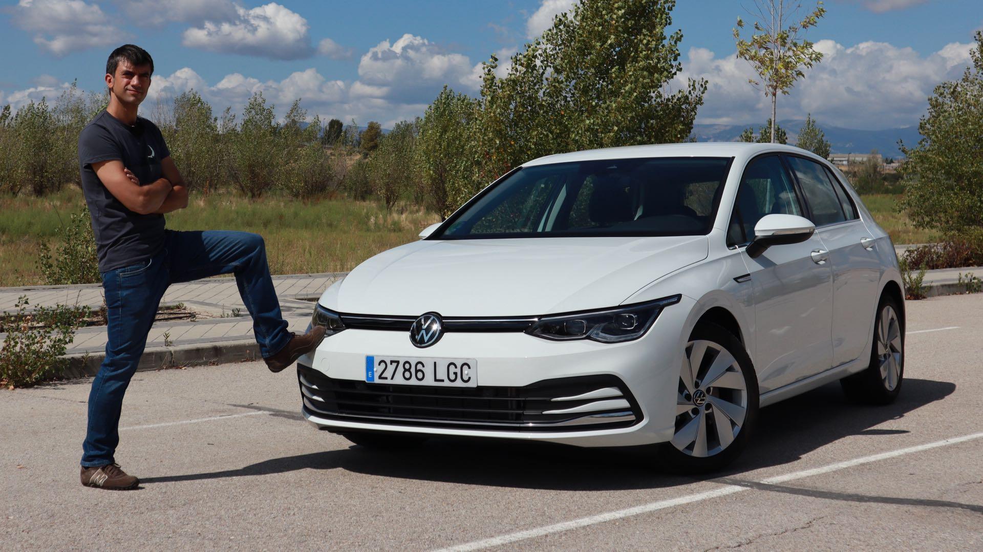 Volkswagen Golf videoprueba – 1