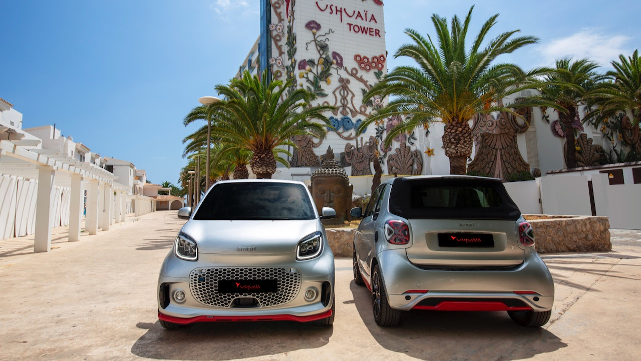 smart fortwo EQ Ushuaia Limited Edition – 2