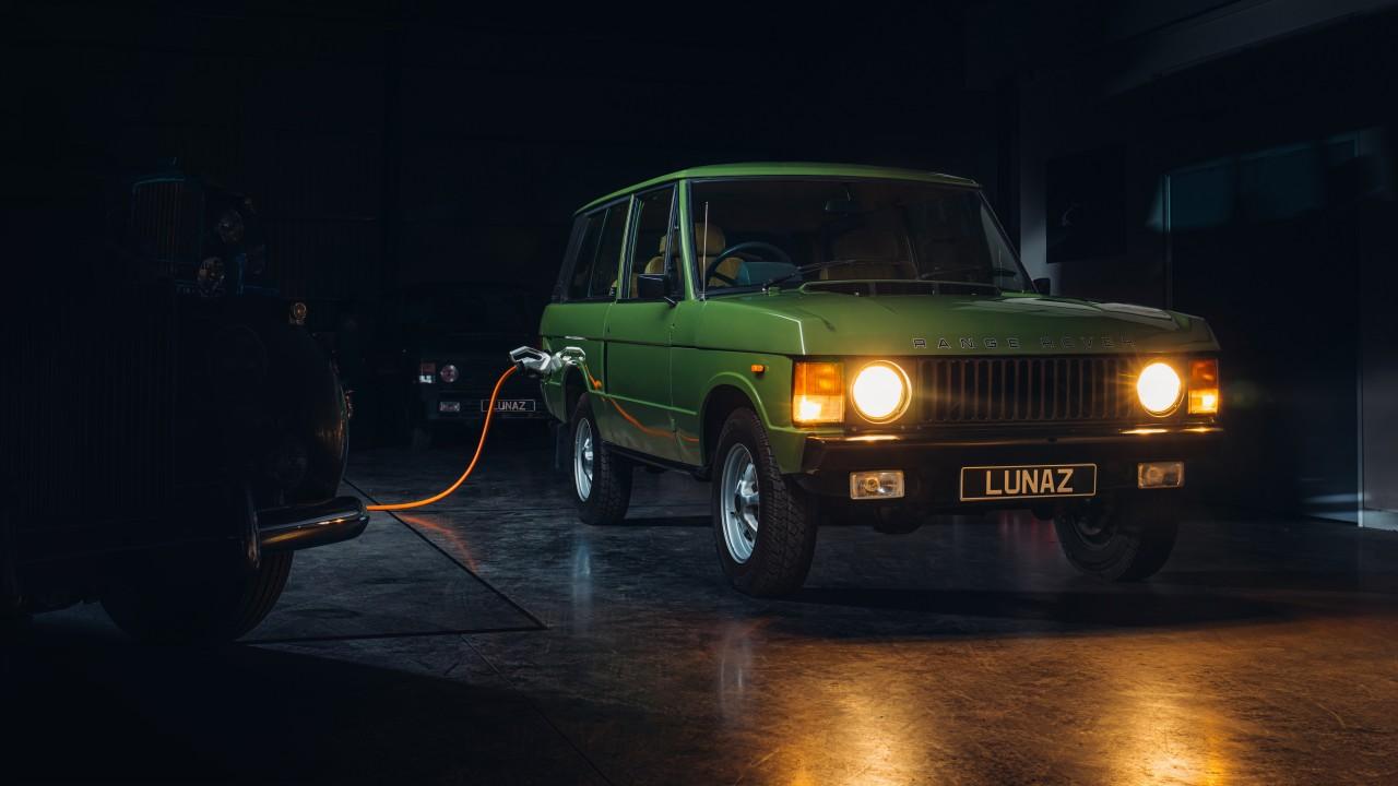 1970-1994 Lunaz Land Rover Range Rover electrico clasico (1)
