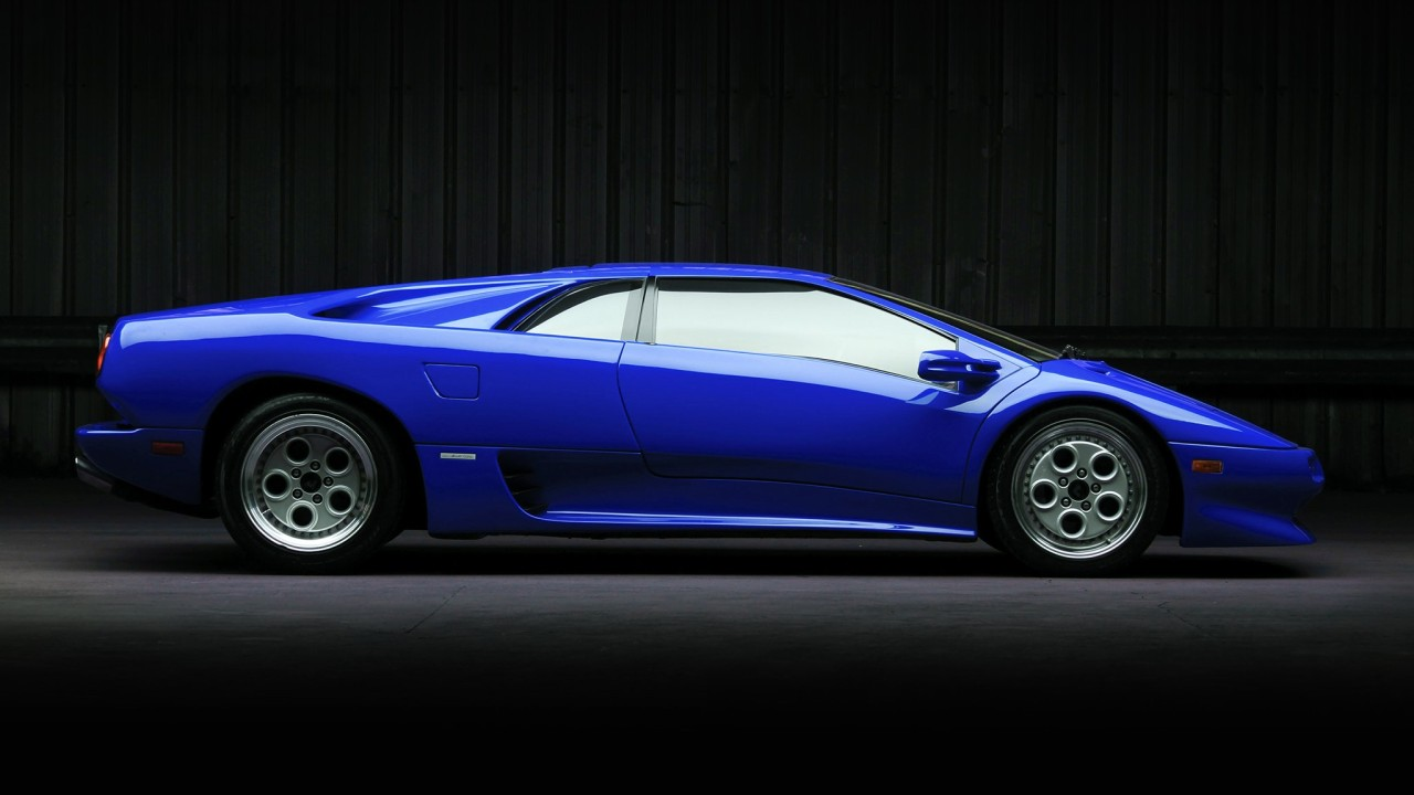 1990 Lamborghini Diablo (2)