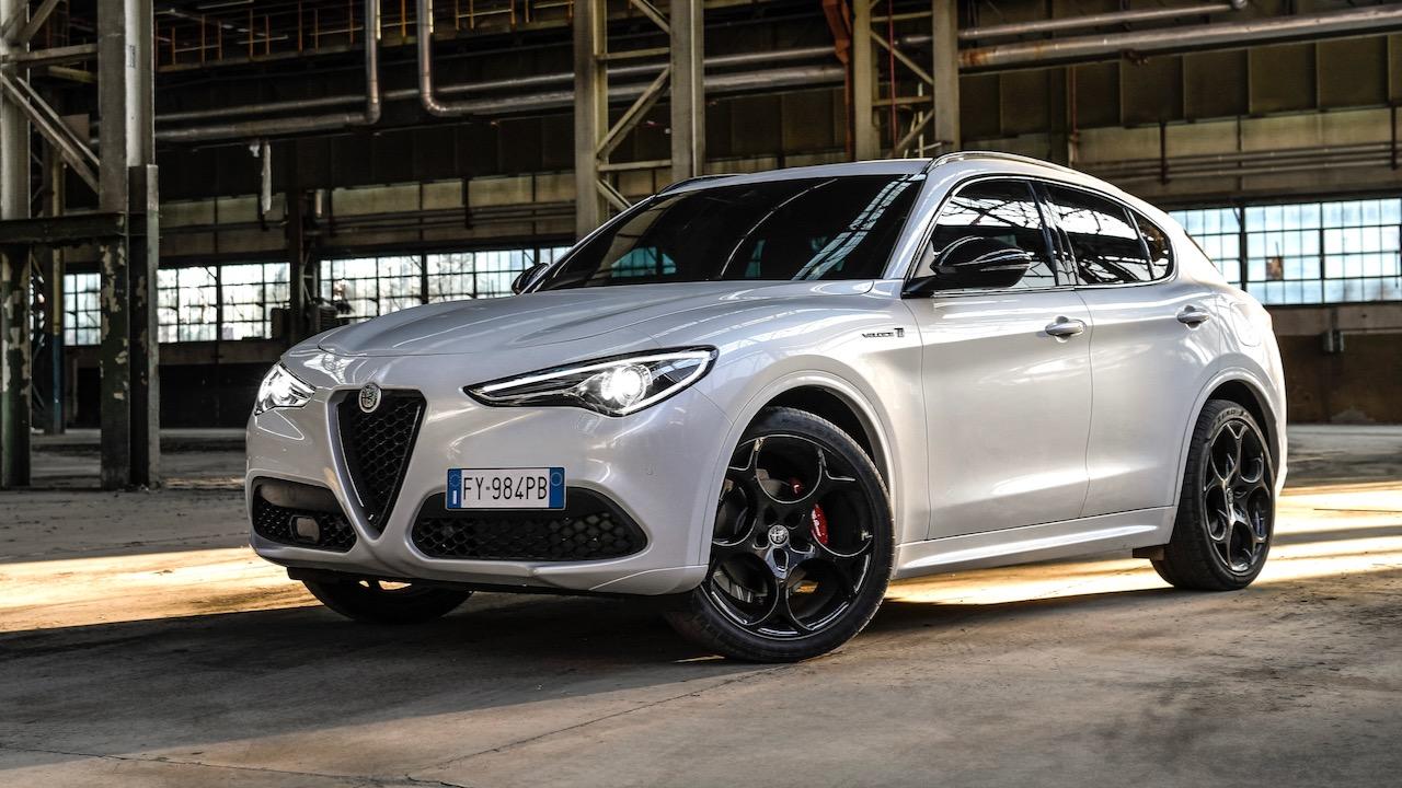 Alfa Romeo Stelvio Veloce Ti – 3