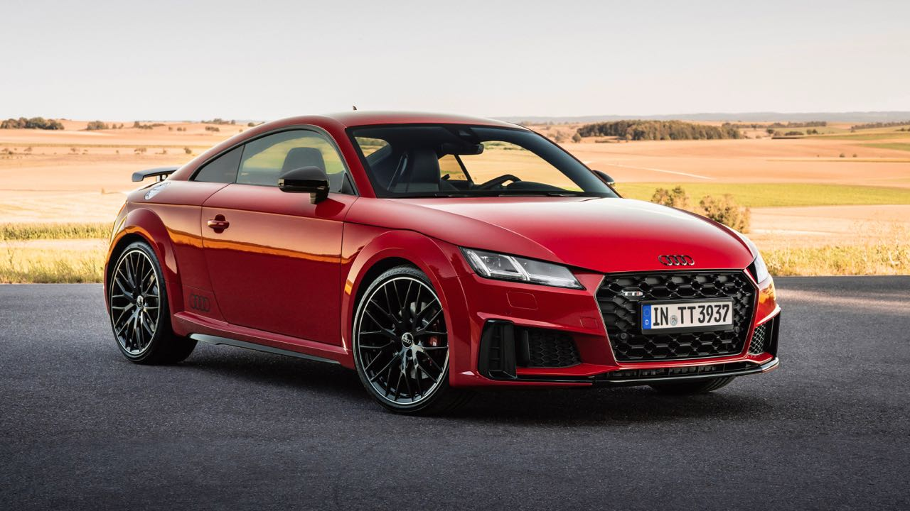 Audi TTS competition plus 2021 – 1