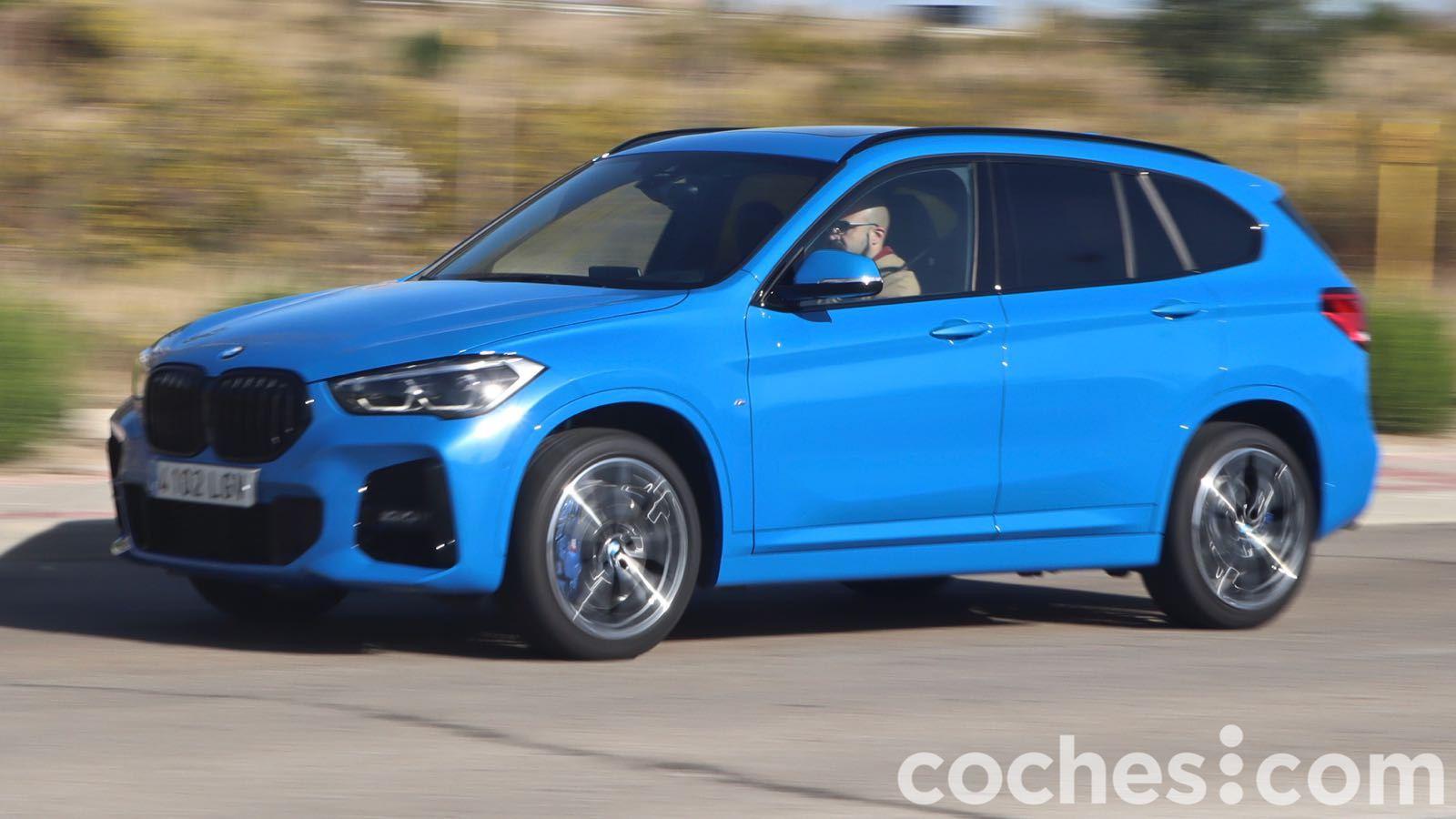 BMW X1 xDrive 20i prueba – 1