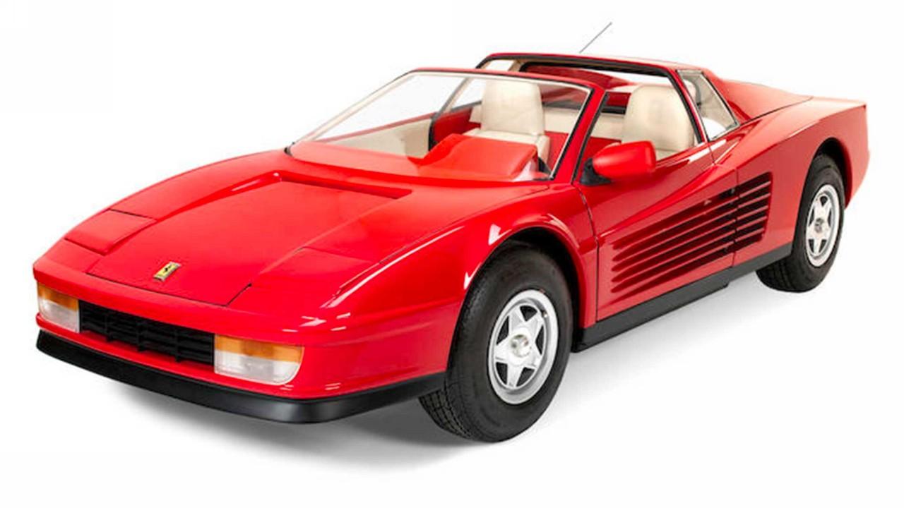 Ferrari Testarossa Junior Prestige Agostini (1)