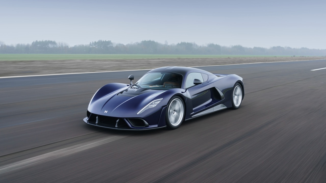 Hennessey Venom F5 2021 – 2