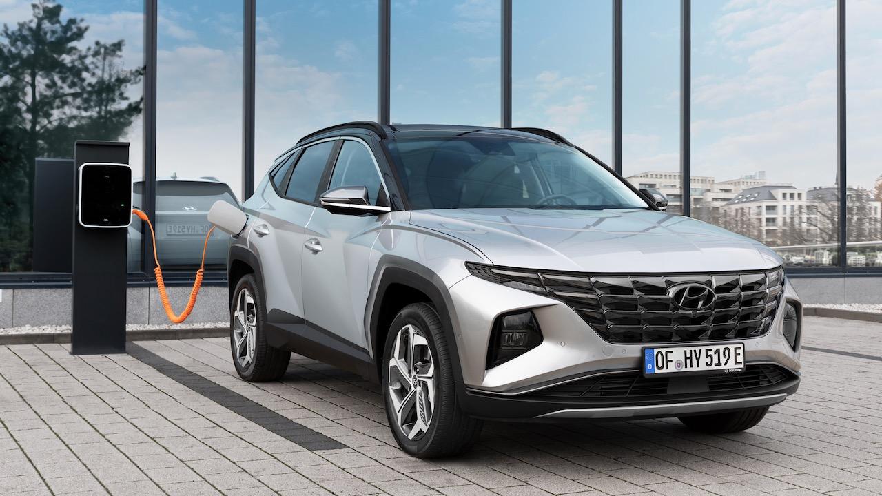 Hyundai Tucson PHEV – 2