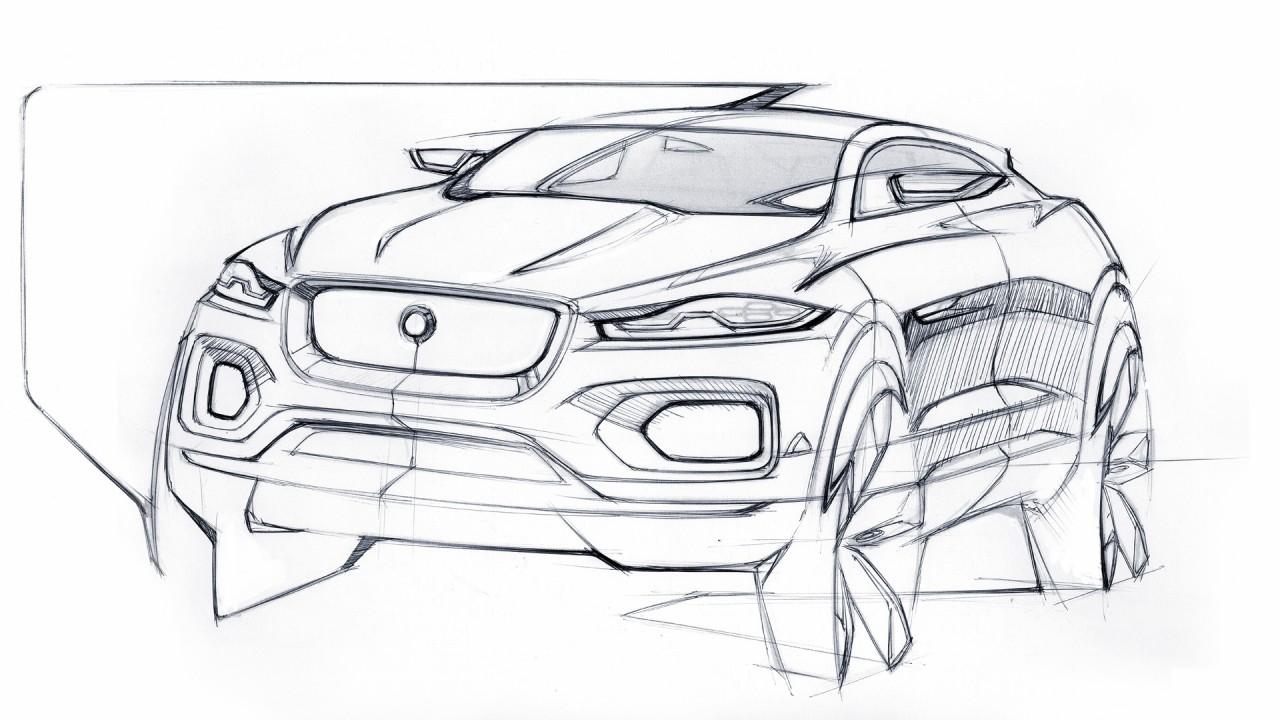 Jaguar C-X17 Concept 2013 (3)