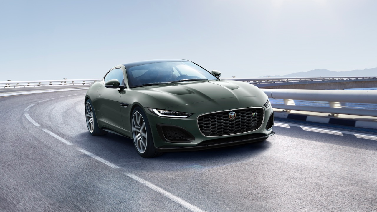 Jaguar F-Type Heritage 60 Edition – 1