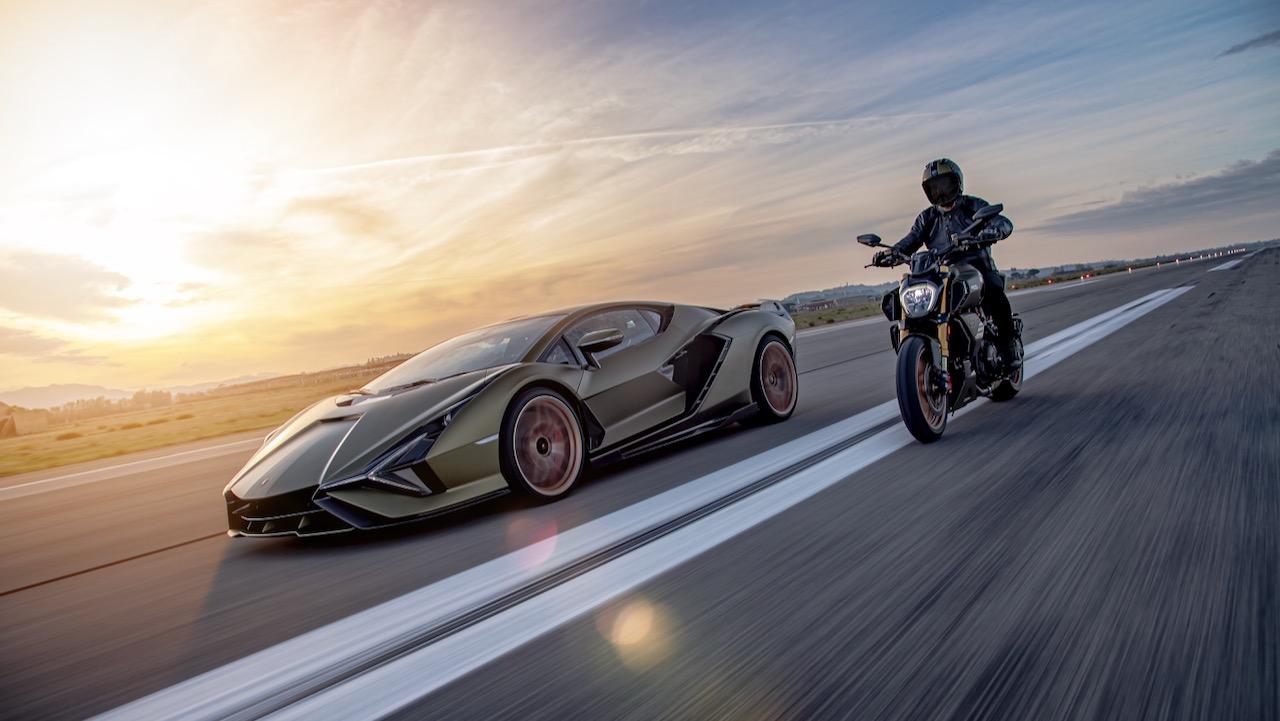 Lamborghini Ducati – 1