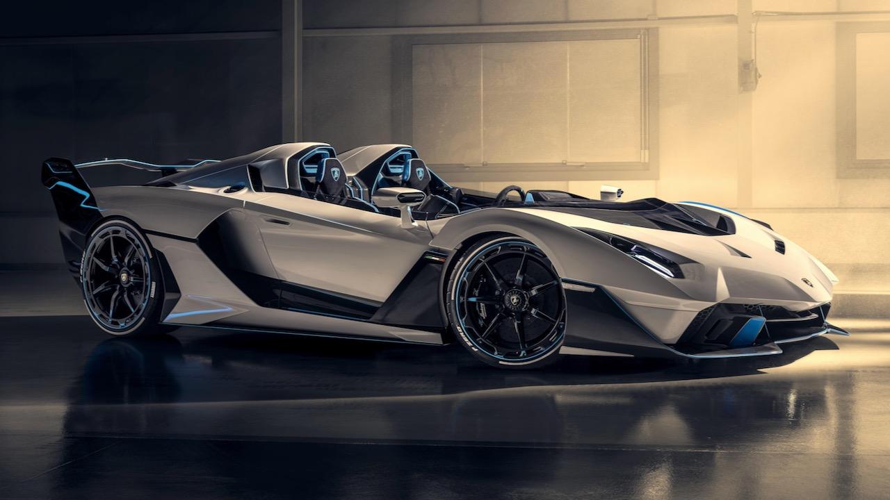 Lamborghini SC20 – 22