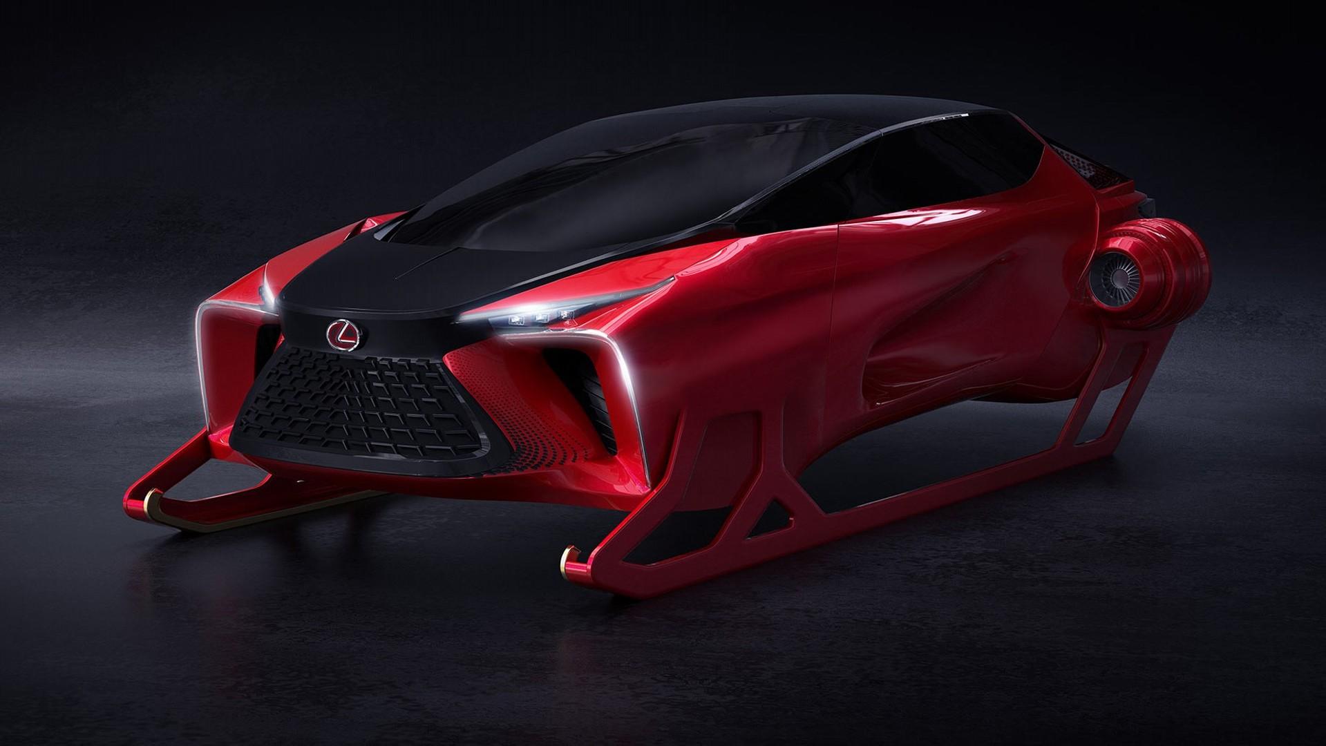 Lexus-HX-Sleigh-Concept-Trineo-Papa-Noel-2