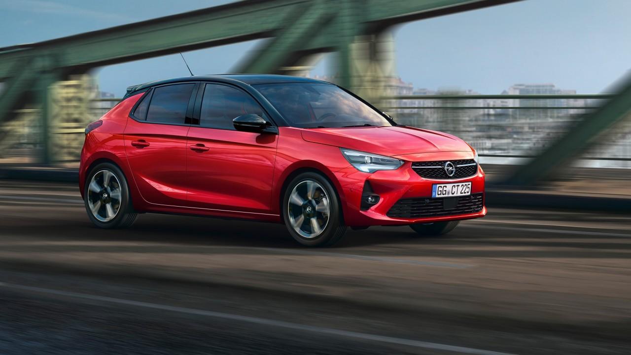 Opel Corsa Ultimate 2021 (2)