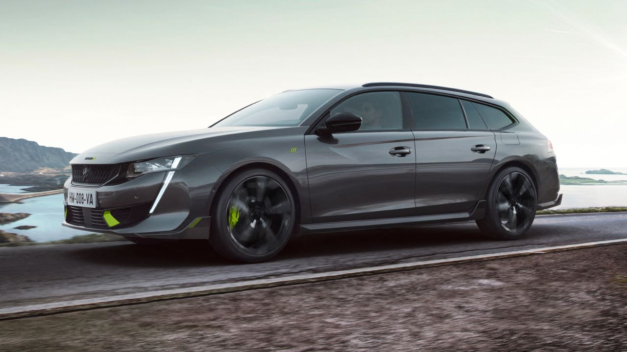 Peugeot 508 SW Sport Engineered 2021 – 1
