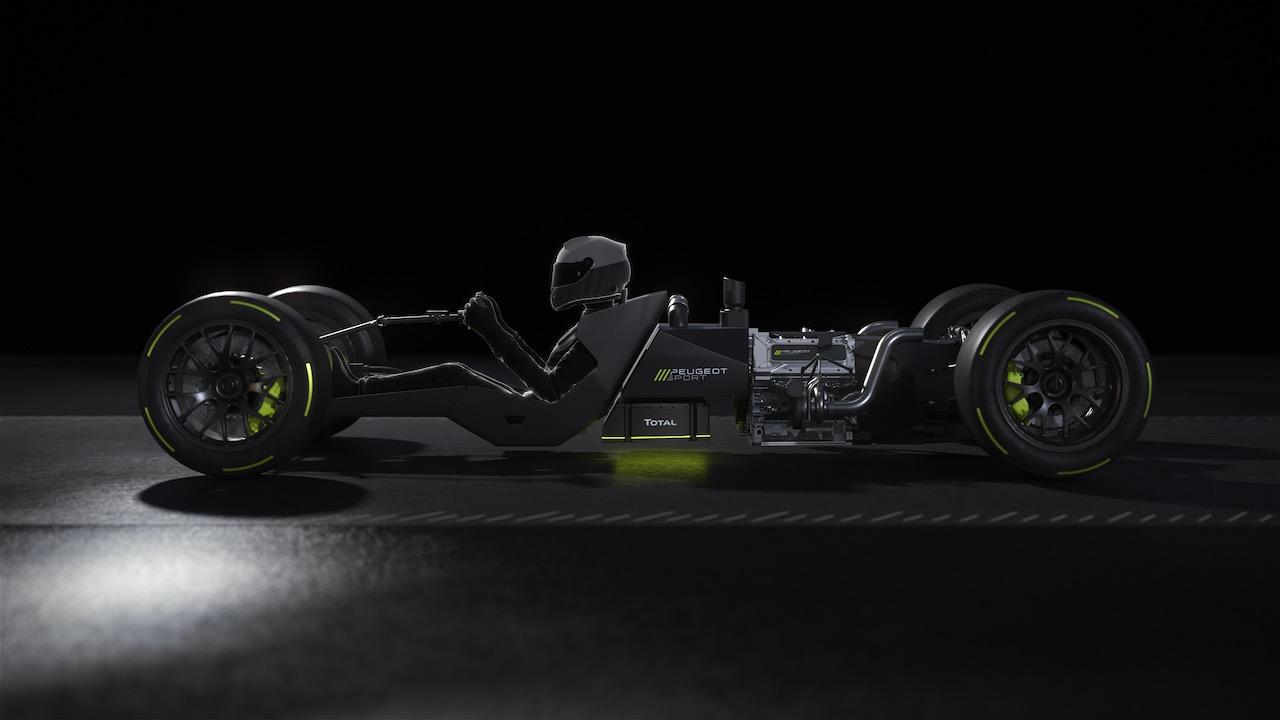 Peugeot Hybrid4 competicion – 6