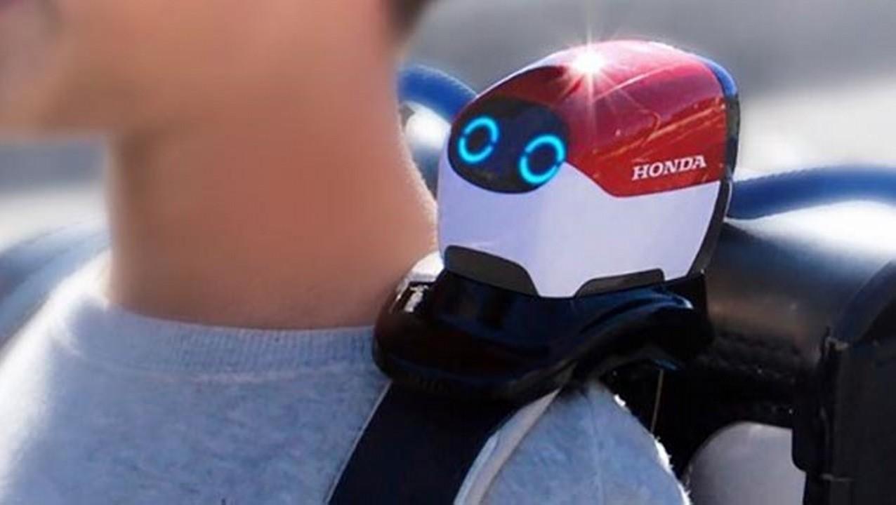 Robot Honda Ropot (1)