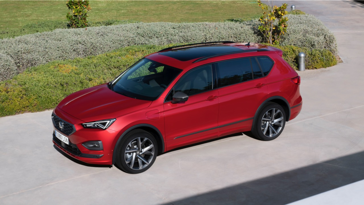 SEAT Tarraco e-Hybrid – 3